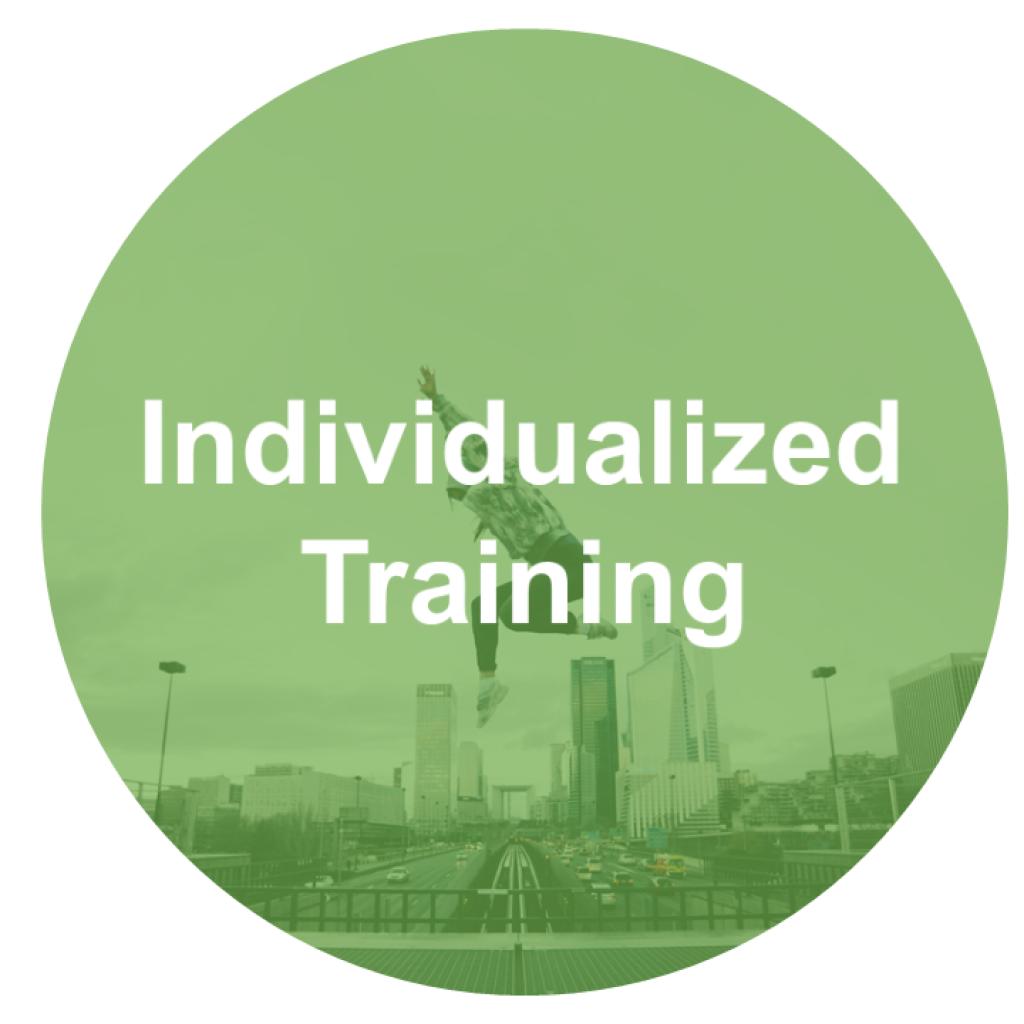 Green individualized training